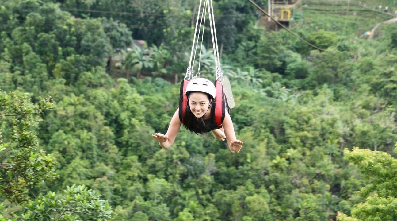 Zipline Boracay