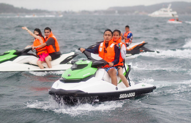 Jetski Tour Boracay