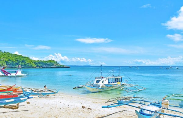 Image result for boracay island hopping