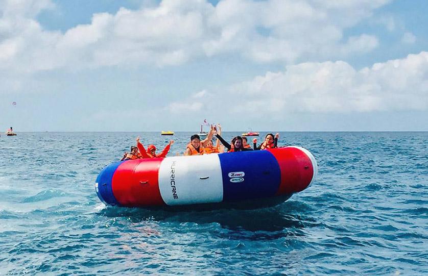 Boracay Hurricane Ride